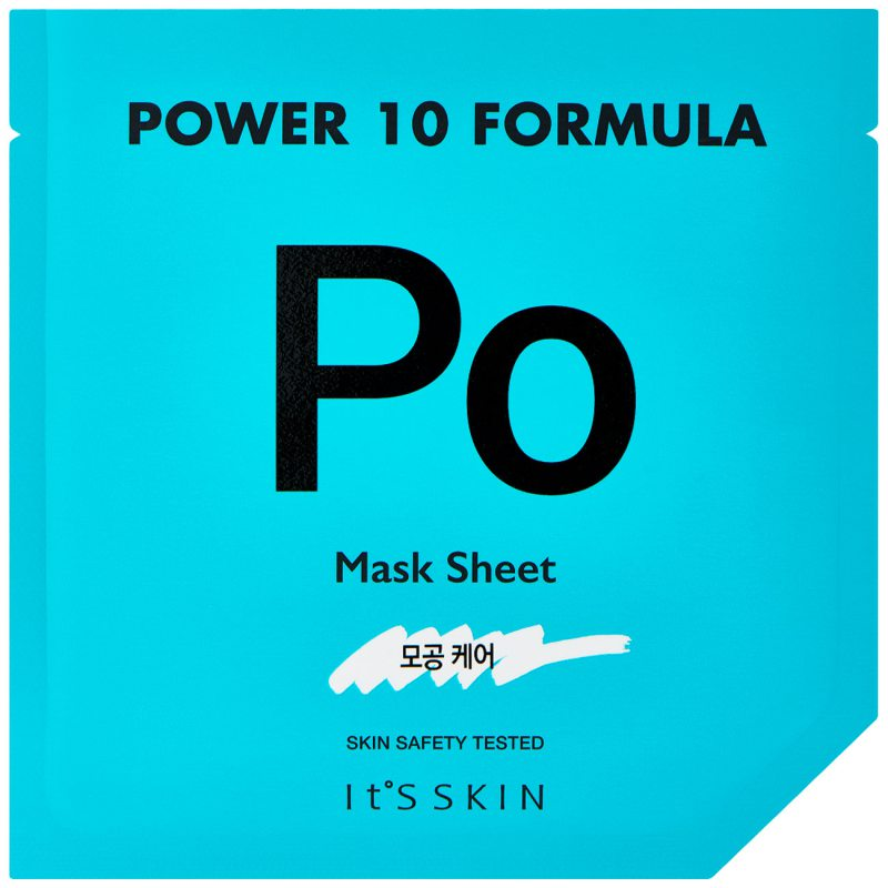 It'S SKIN Power 10 Formula Mask Sheet Po i gruppen K-Beauty / Skincare step 1-10 / Step 7 - Sheet masks hos Bangerhead (B046635)