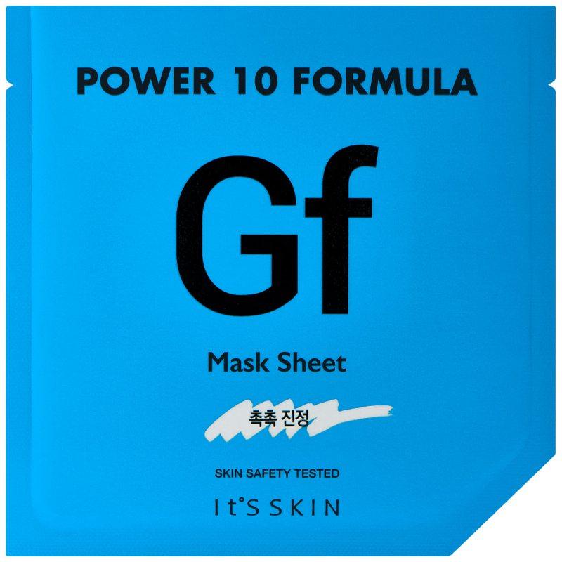 It'S SKIN Power 10 Formula Mask Sheet Gf i gruppen Hudvård / K-Beauty / Ansiktsmask hos Bangerhead (B046636)