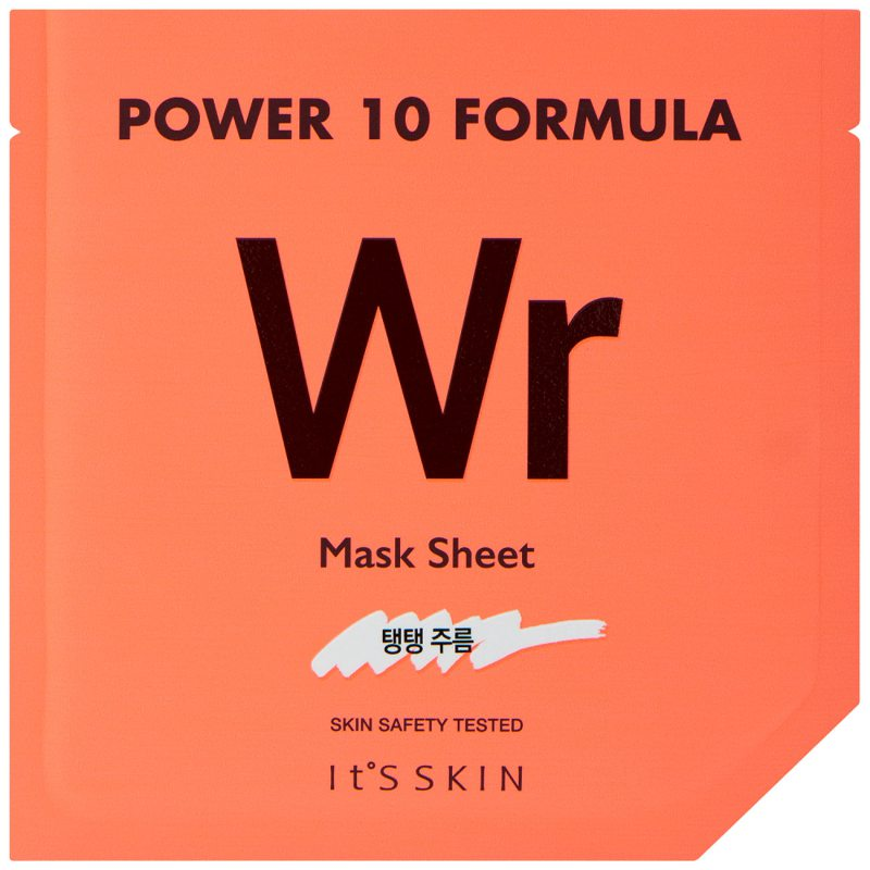 ItS SKIN Power 10 Formula Mask Sheet Wr i gruppen K-Beauty / Skincare step 1-10 / Step 7 - Sheet masks hos Bangerhead (B046641)