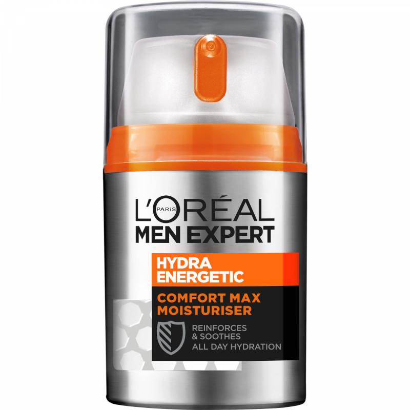 L'Oréal Men Expert Hydra Energetic All In 1 Normal Moisturiser (75ml) ryhmässä Miehet / Ihonhoito miehille / Kasvovoiteet miehille at Bangerhead.fi (B046824)