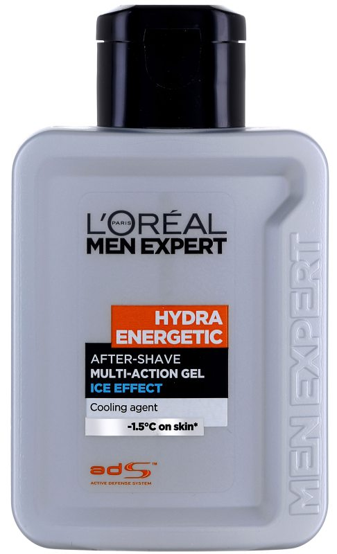 LOréal Men Expert Hydra Energetic After Shave Balm (100ml) ryhmässä Miehet / Parranajo & grooming miehille / After shave miehille at Bangerhead.fi (B046826)