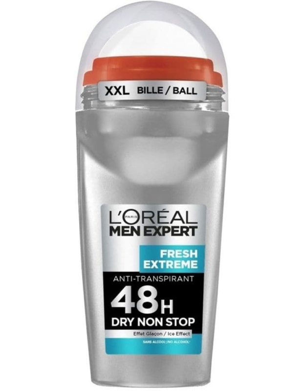 LOréal Men Expert Deo Fresh Extreme ryhmässä Tuoksut / Miesten tuoksut / Deodorantit miehille at Bangerhead.fi (B046842)
