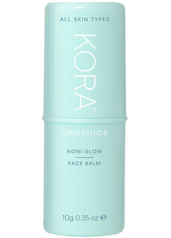 KORA Organics Noni Glow Face Balm (10g) ryhmässä Ihonhoito / Kasvojen kosteutus / Päivävoiteet at Bangerhead.fi (B046927)