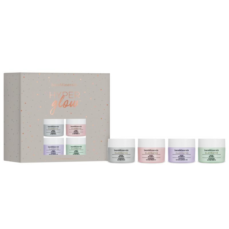 bareMinerals Hyperglow Mini Face Mask Collection i gruppen Hudvård / Gift set & kits / Gift sets hos Bangerhead (B046973)