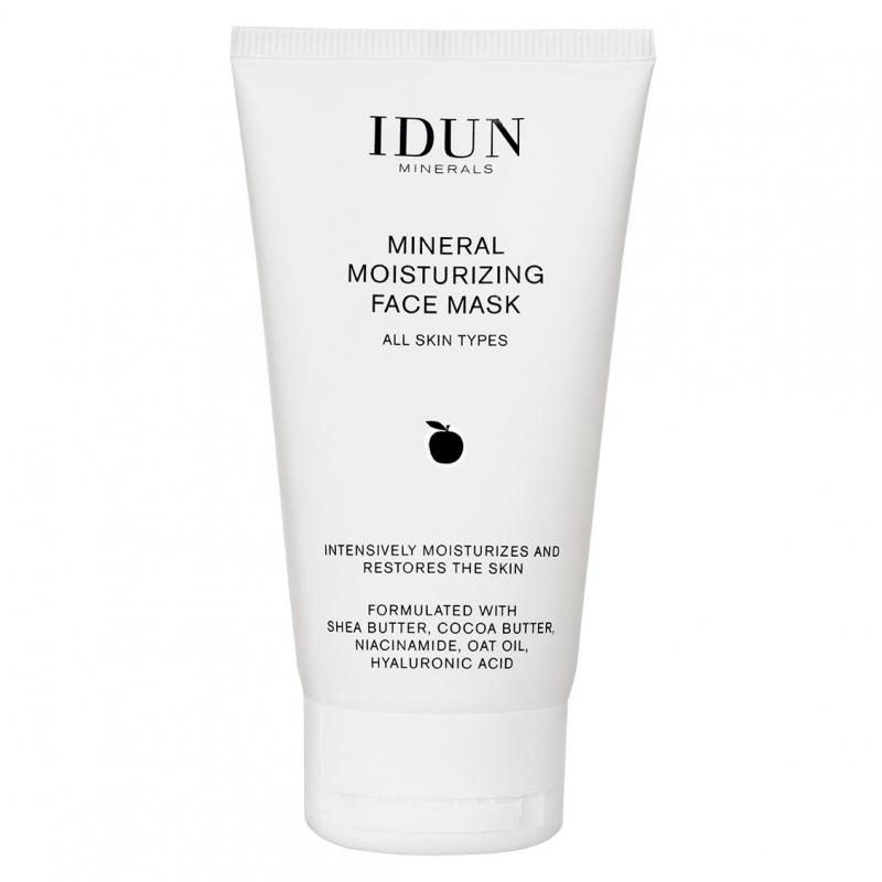 IDUN Minerals Idun Moisturizing Face Mask (75ml) ryhmässä Ihonhoito / Kasvonaamiot / Voidenaamiot at Bangerhead.fi (B047141)