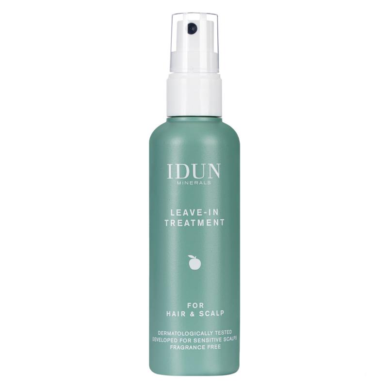 IDUN Minerals Idun Leave In Hair & Scalp Treatment (100ml) ryhmässä Hiustenhoito / Hiusnaamiot ja hoitotuotteet / Hiuspohjan hoitotuotteet at Bangerhead.fi (B047149)