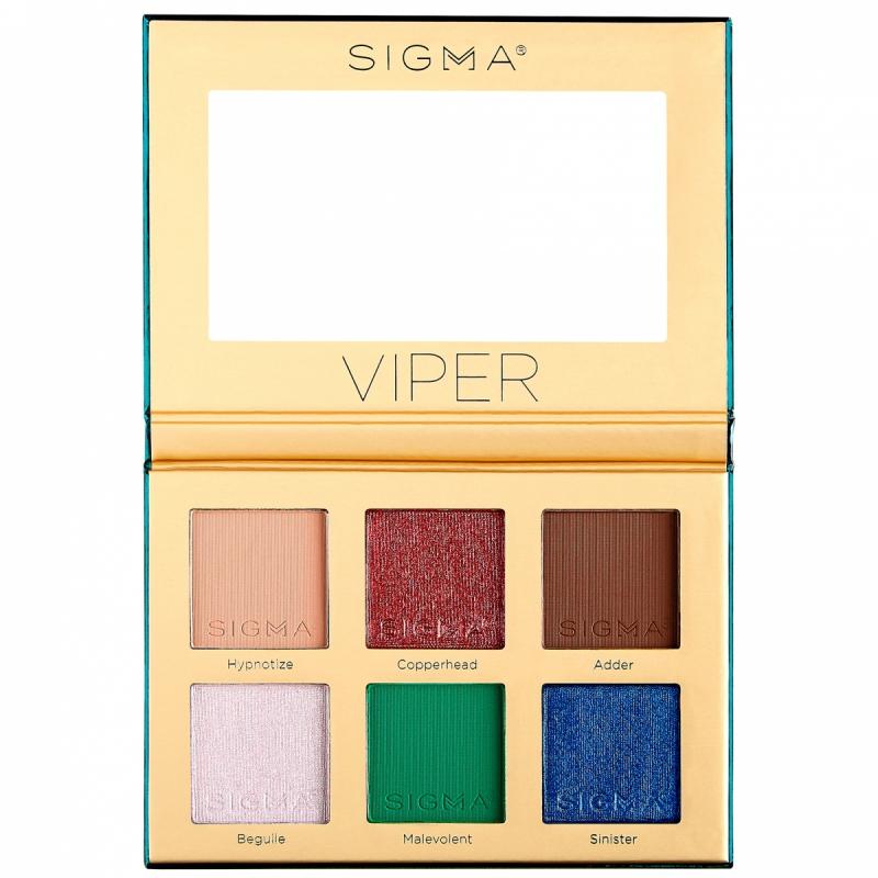 Sigma Beauty Viper Eyeshadow Palette ryhmässä Meikit / Silmät / Luomiväripaletit at Bangerhead.fi (B047277)