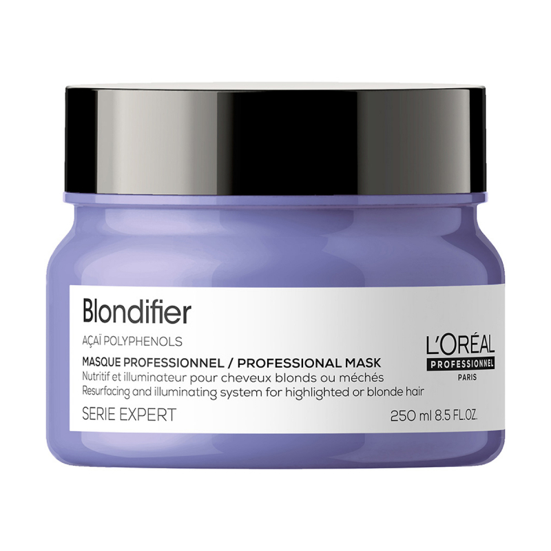 LOreal Professionnel Blondifier Masque (250ml) i gruppen Hårvård / Inpackning & treatments / Inpackning hos Bangerhead (B047416)