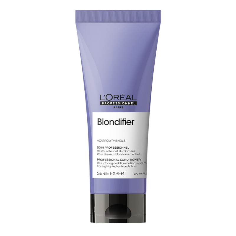 L'Oréal Professionnel Blondifier Conditioner (200ml) ryhmässä Hiustenhoito / Hoitoaineet / Hopeashampoo at Bangerhead.fi (B047417)