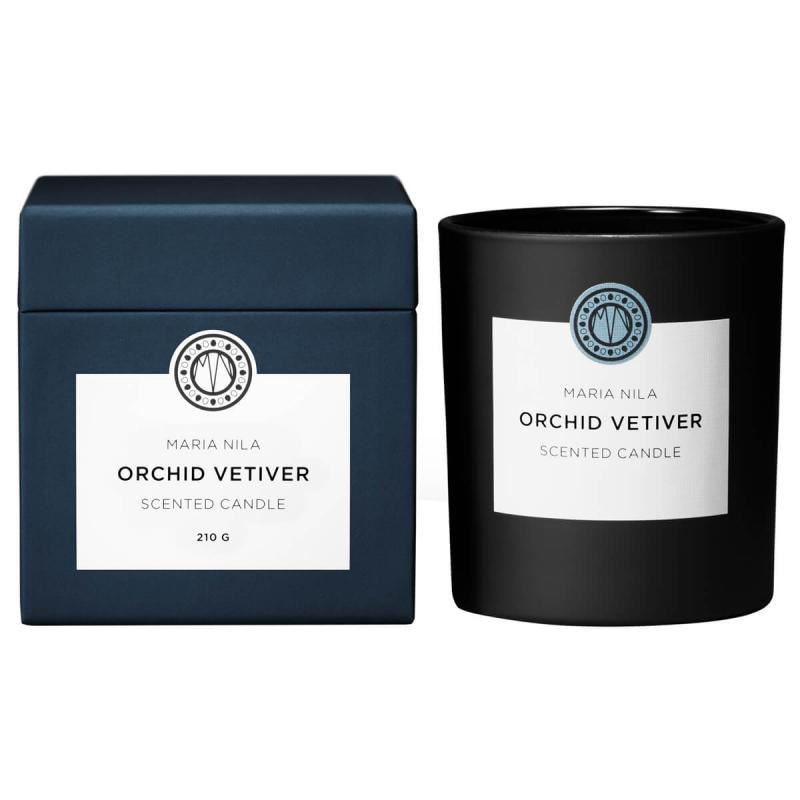 Maria Nila Candle Orchid Vetiver ryhmässä Vartalonhoito & spa / Koti & Spa / Tuoksukynttilät at Bangerhead.fi (B047430)