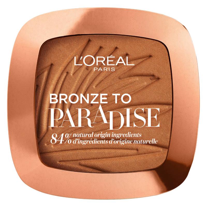 L'Oréal Paris Back To Bronze Sunkiss 02 ryhmässä Meikit / Poskipäät / Aurinkopuuterit at Bangerhead.fi (B047567)