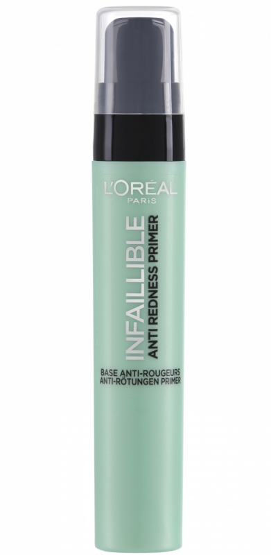 L'Oréal Paris Infaillible Primer Anti Redness ryhmässä Meikit / Pohjameikki / Pohjustusvoiteet at Bangerhead.fi (B047574)