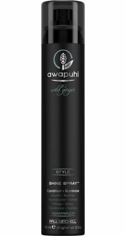 Paul Mitchell Awapuhi Shine Spray (125ml) ryhmässä Hiustenhoito / Muotoilutuotteet / Hiuslakat at Bangerhead.fi (B047602)
