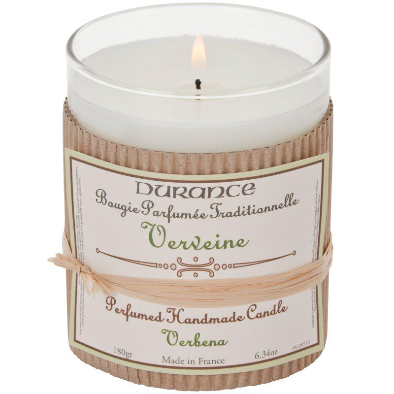 Durance Handcraft Candle Verbena i gruppen Parfym & doft / Doftljus & doftpinnar / Doftljus hos Bangerhead (B047857)