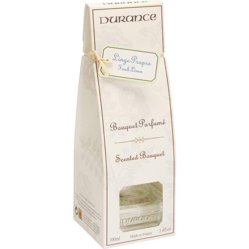 Durance Scented Bouquet Fresh Linen (100ml) i gruppen Parfym & doft / Doftljus & doftpinnar / Doftpinnar hos Bangerhead (B047867)