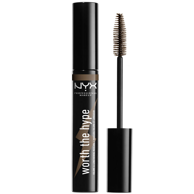 NYX Professional Makeup Worth The Hype Color Mascara ryhmässä Meikit / Silmät / Ripsivärit at Bangerhead.fi (B047999r)