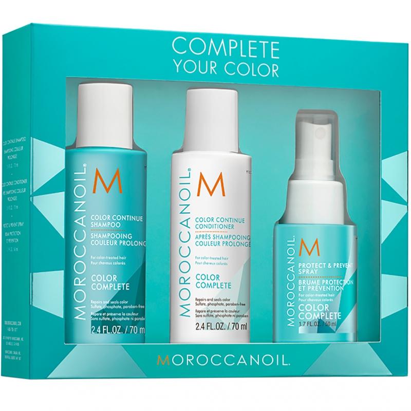Moroccanoil Color Consumer Kit i gruppen Editor's choice / Våra gåvoset hos Bangerhead (B048193)