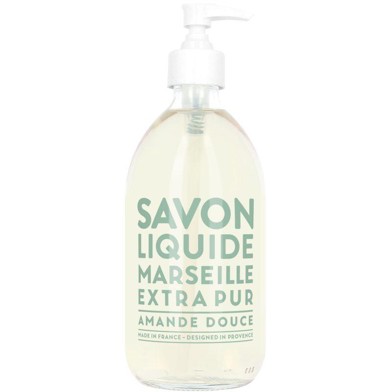 Compagnie de Provence Extra Pur Liquid Soap Sweet Almond i gruppen Kroppsvård & spa / Händer & fötter / Handtvål hos Bangerhead (B048290r)