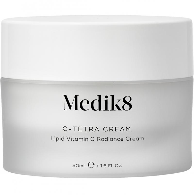 Medik8 C-Tetra Cream (50ml) i gruppen Hudvård / Ansiktsåterfuktning / 24h-kräm hos Bangerhead (B048474)