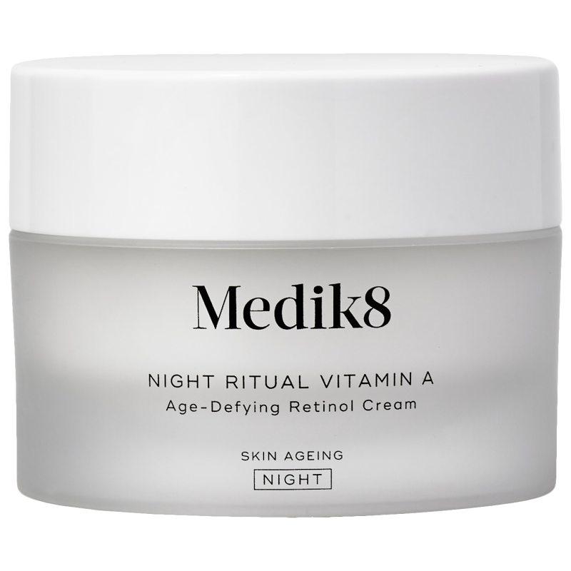 Medik8 Night Ritual Vitamin A (50ml) ryhmässä Ihonhoito / Kosteusvoiteet / Yövoiteet at Bangerhead.fi (B048478)