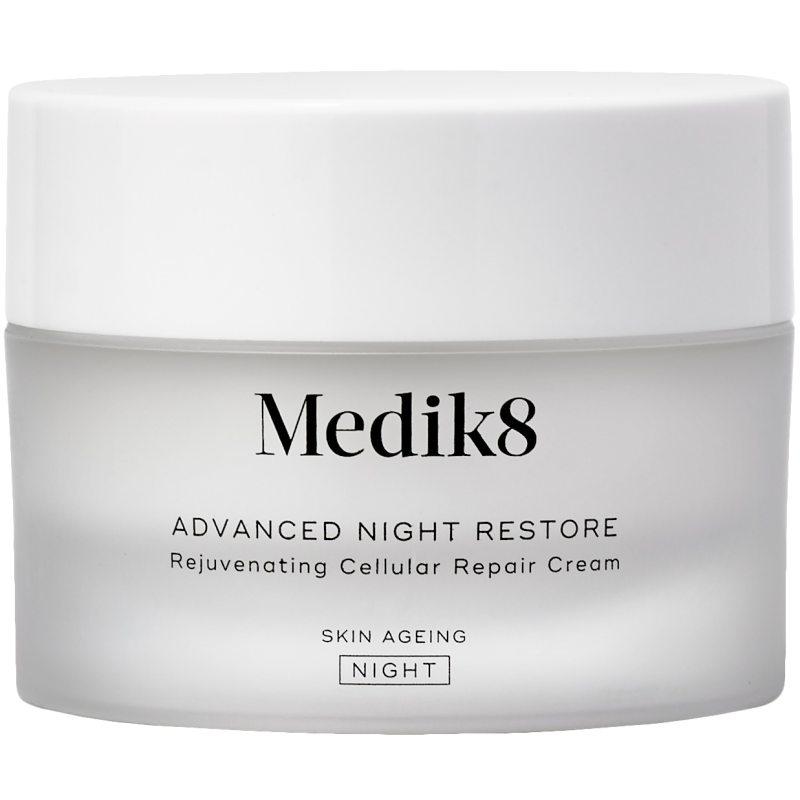 Medik8 Advanced Night Restore (50ml) i gruppen Hudvård / Ansiktsåterfuktning / Nattkräm hos Bangerhead (B048487)
