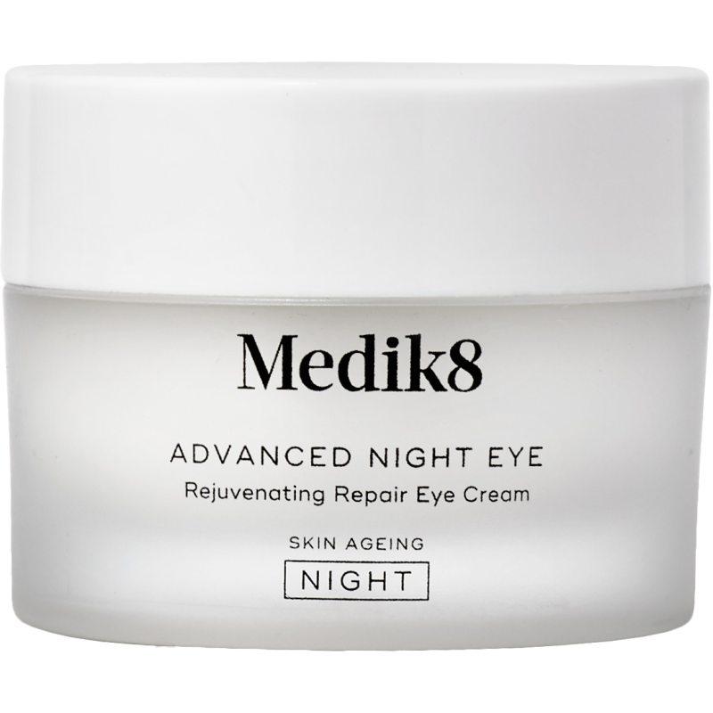 Medik8 Advanced Night Eye (15ml) ryhmässä Ihonhoito / Silmät / Silmänympärysvoiteet at Bangerhead.fi (B048488)