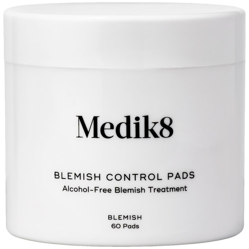 Medik8 Blemish Control Pads (60pcs) i gruppen Hudvård / Ansiktspeeling / Peeling pads hos Bangerhead (B048500)