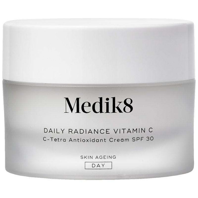 Medik8 Daily Radiance Vitamin C (50ml) i gruppen Hudvård / Ansiktsåterfuktning / Dagkräm hos Bangerhead (B048518)