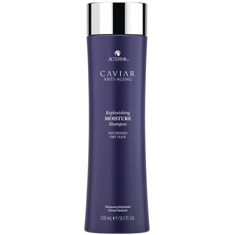Alterna Caviar Anti-Aging Replenishing Moisture Shampoo (250ml) i gruppen Hårvård / Schampo & balsam / Schampo hos Bangerhead (B048552)