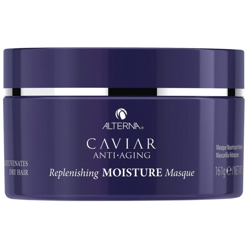 Alterna Caviar Anti-Aging Replenishing Moisture Masque (161g) ryhmässä Hiustenhoito / Hiusnaamiot ja hoitotuotteet / Naamiot at Bangerhead.fi (B048554)