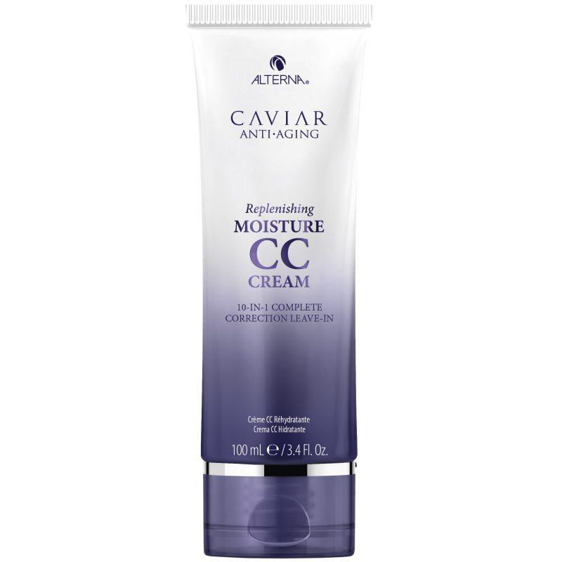 Alterna Caviar Anti-Aging Replenishing Moisture CC Cream (100ml) ryhmässä Hiustenhoito / Shampoot & hoitoaineet / Leave-in-hoitoaineet at Bangerhead.fi (B048555)