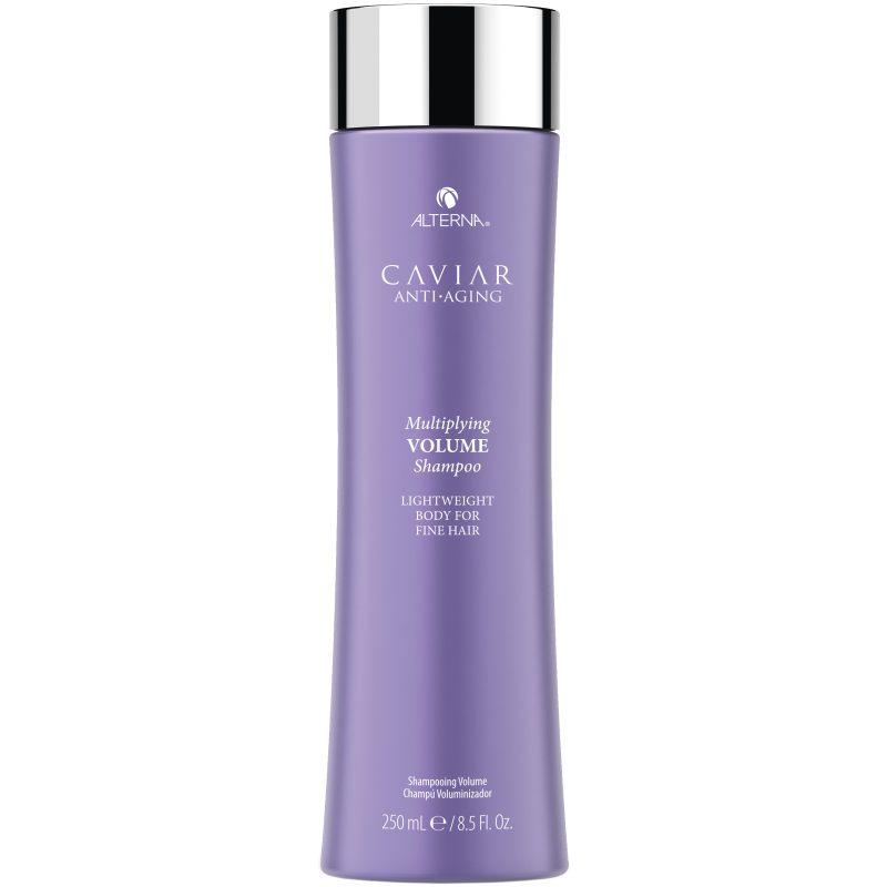 Alterna Caviar Anti-Aging Multiplying Volume Shampoo (250ml) ryhmässä Hiustenhoito / Shampoot / Shampoot at Bangerhead.fi (B048558)