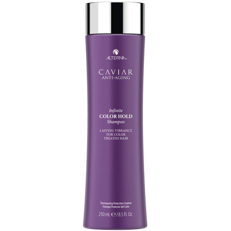 Alterna Caviar Anti-Aging Infinite Color Hold Shampoo (250ml) ryhmässä Hiustenhoito / Shampoot & hoitoaineet / Shampoot at Bangerhead.fi (B048562)