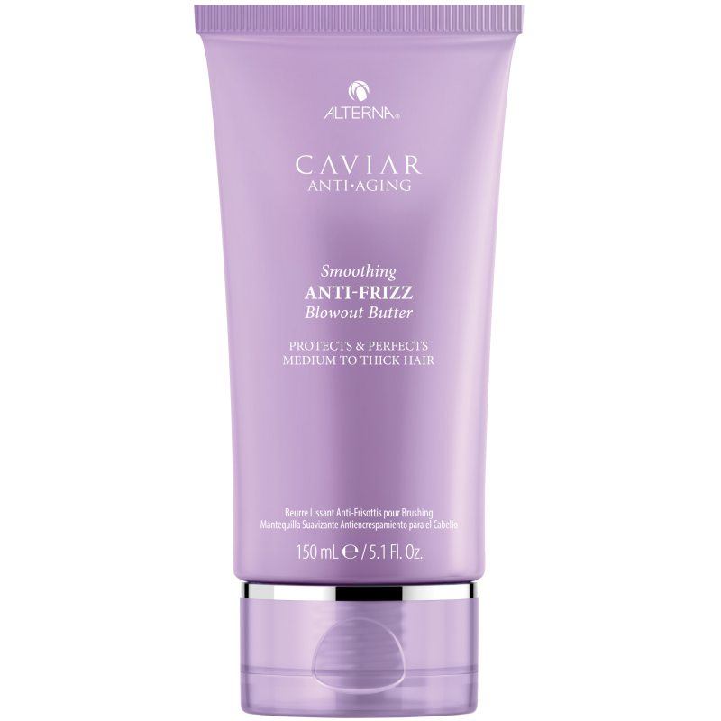 Alterna Caviar Anti-Aging Smoothing Anti-Frizz Blowout Butter (150ml) i gruppen Hårvård / Styling / Hårolja hos Bangerhead (B048568)