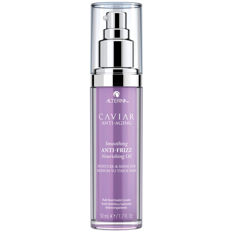 Alterna Caviar Anti-Aging Smoothing Anti-Frizz Nourishing Oil (50ml) i gruppen Hårpleie / Styling / Hårolje hos Bangerhead.no (B048569)