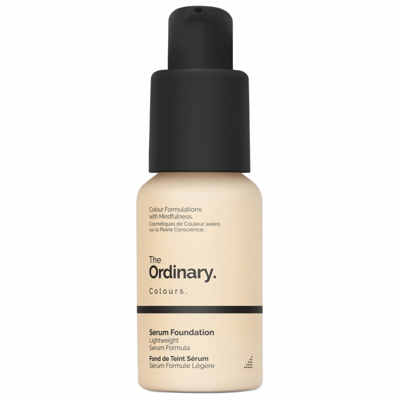 The Ordinary Serum Foundation i gruppen Makeup / Bas / Foundation hos Bangerhead (B048584r)