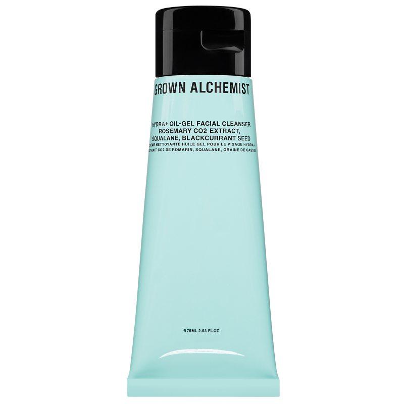 Grown Alchemist Hydra+ Oil Gel Facial Cleanser (75ml) i gruppen Hudvård / Ansiktsrengöring / Rengöringsgel hos Bangerhead (B048631)