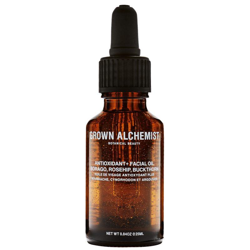 Grown Alchemist Antioxidant+Facial Oil (25ml) ryhmässä Ihonhoito / Kasvoseerumit & öljyt / Kasvoöljyt at Bangerhead.fi (B048654)