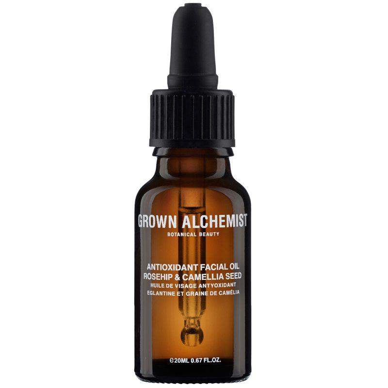Grown Alchemist Antioxidant Facial Oil (20ml) ryhmässä Ihonhoito / Kasvoseerumit & öljyt / Kasvoöljyt at Bangerhead.fi (B048655)