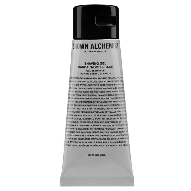 Grown Alchemist Shaving Gel (75ml) i gruppen Kroppsvård & spa / Hårborttagning / Rakgel hos Bangerhead (B048657)
