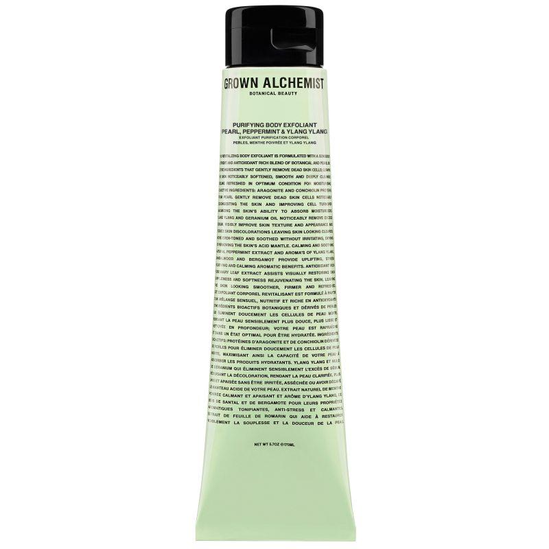 Grown Alchemist Purifying Body Exfoliant (170ml) i gruppen Kroppsvård / Kroppsrengöring & scrub / Body scrub & peeling hos Bangerhead (B048667)