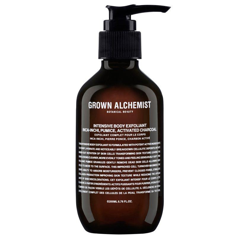 Grown Alchemist Intensive Body Exfoliant (200ml) i gruppen Kroppsvård & spa / Kroppsrengöring / Body scrub & peeling hos Bangerhead (B048668)