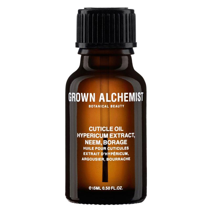 Grown Alchemist Cuticle Oil (15ml) ryhmässä Kynnet / Kynsitarvikkeet / Kynsinauhaöljyt at Bangerhead.fi (B048682)