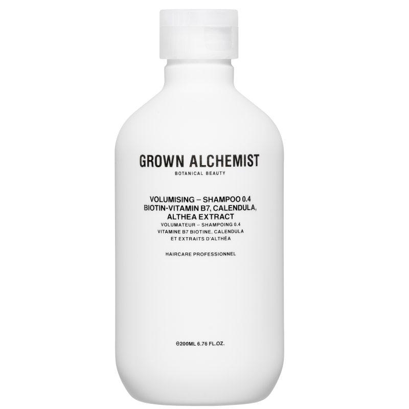 Grown Alchemist Volumising Shampoo (200ml) ryhmässä Hiustenhoito / Shampoot & hoitoaineet / Shampoot at Bangerhead.fi (B048687)