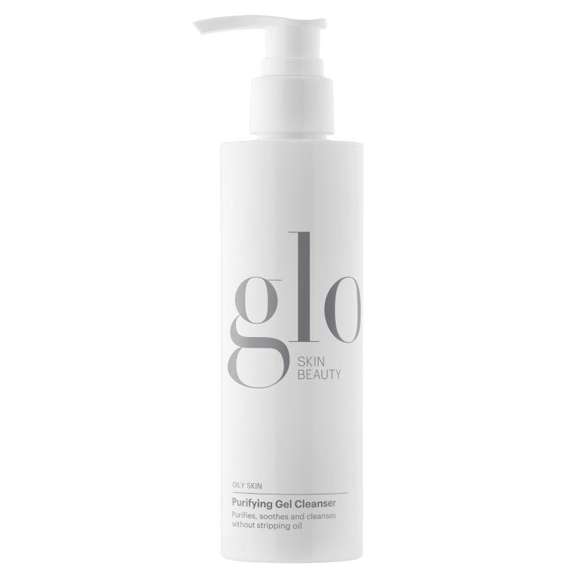Glo Skin Beauty Purifying Gel Cleanser (200ml) i gruppen Hudvård / Ansiktsrengöring / Rengöringsgel hos Bangerhead (B048704)
