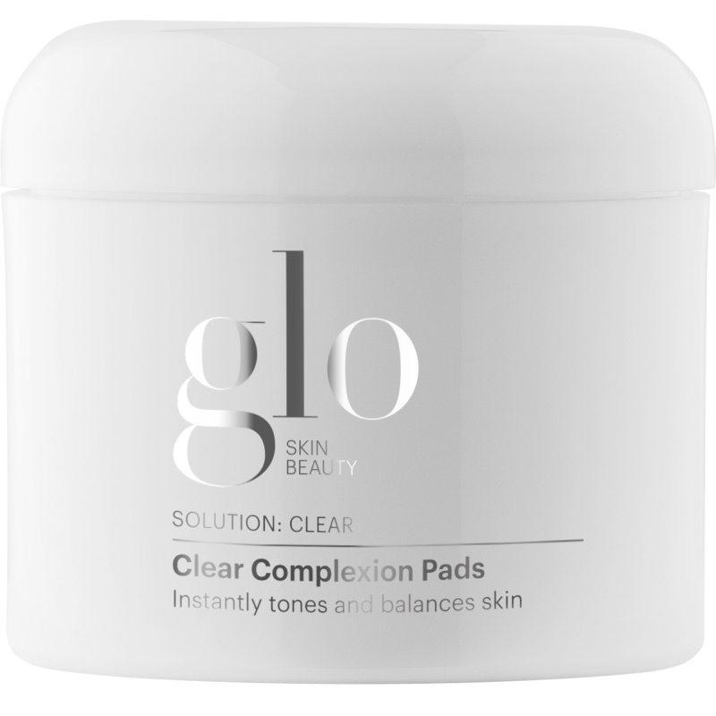 Glo Skin Beauty Clear Complexion Pads (50pcs) ryhmässä Ihonhoito / Kasvovedet / Kasvovedet at Bangerhead.fi (B048742)