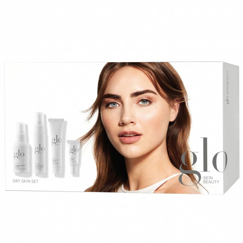 Glo Skin Beauty Skin Set Dry (travel size) i gruppen Hudvård / Presenter & hudvårdskit / Gift sets hos Bangerhead (B048755)