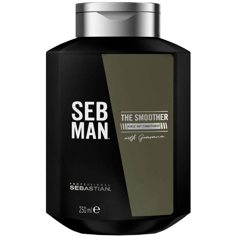 Sebastian Professional Man The Smoother (250ml) ryhmässä Miehet / Hiustenhoito miehille / Hoitoaineet miehille at Bangerhead.fi (B048776)