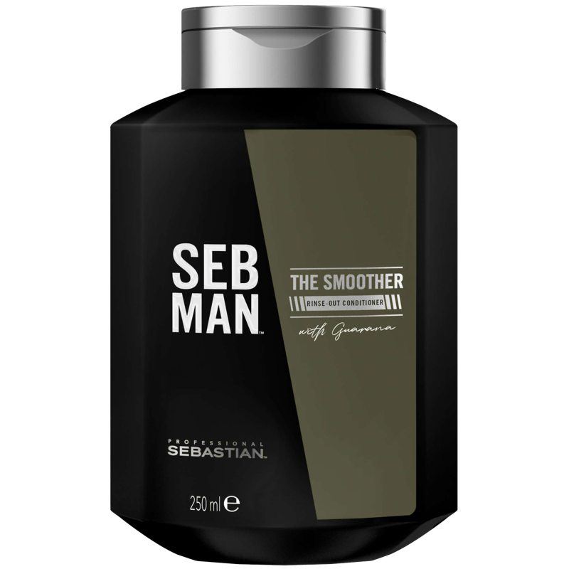 Sebastian Professional Man The Smoother (250ml) ryhmässä Hiustenhoito / Hoitoaineet / Hoitoaineet at Bangerhead.fi (B048776)