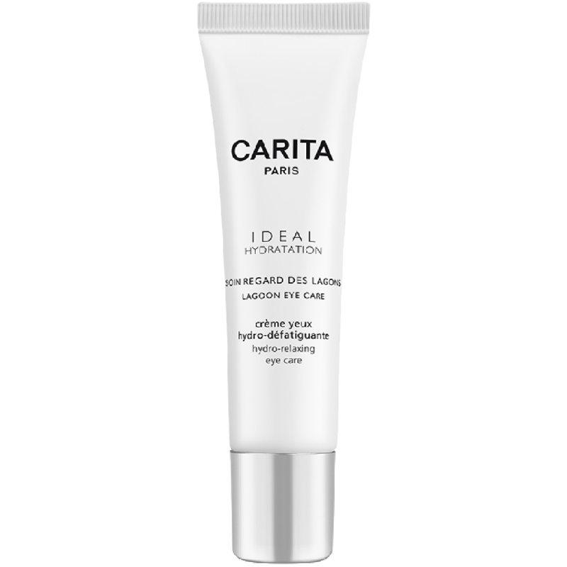 Carita Ideal Hydratation Lagon Eye Care (15ml) i gruppen Hudpleie / Øyne / Øyekrem hos Bangerhead.no (B048795)